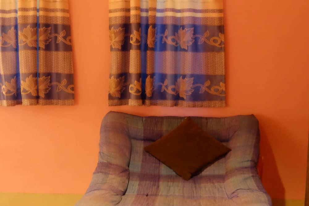 غرفة عائلية - منطقة المعيشة