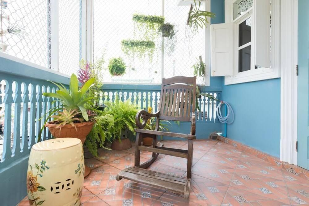 Garden Suite - Balkón