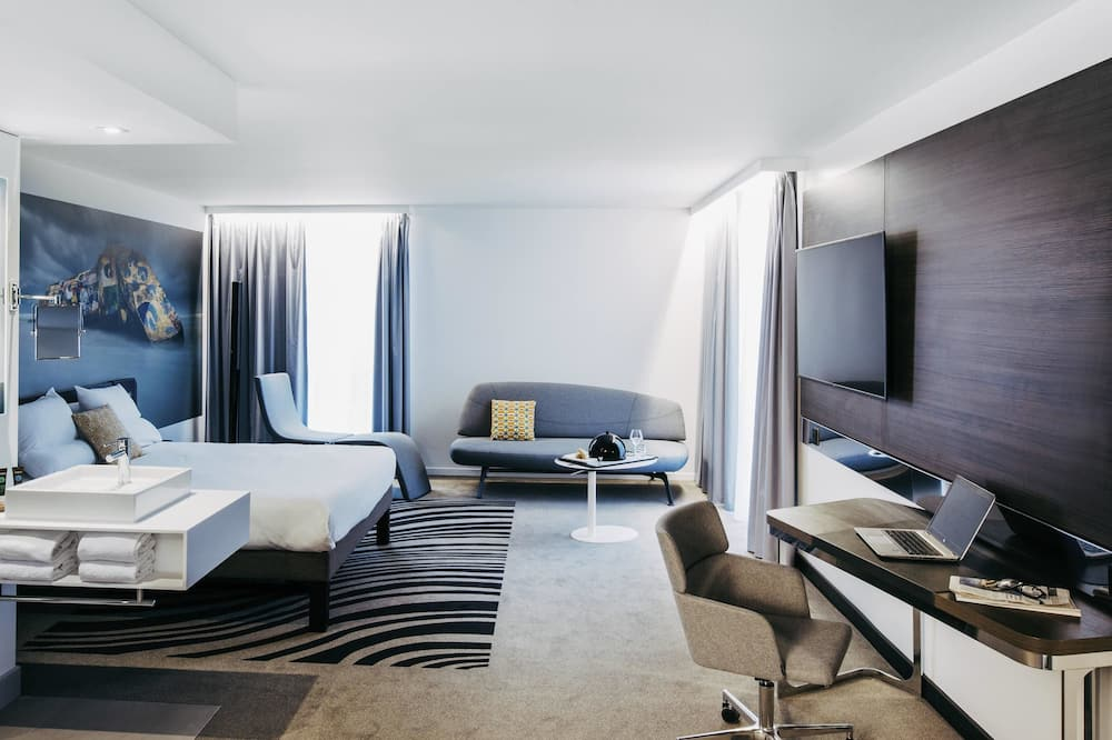 Superior-Doppelzimmer, 1 Doppelbett - Zimmer