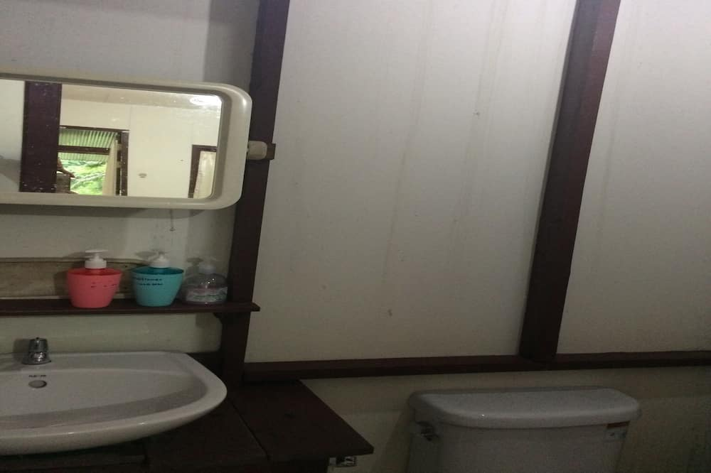 Standardní bungalov - Koupelna