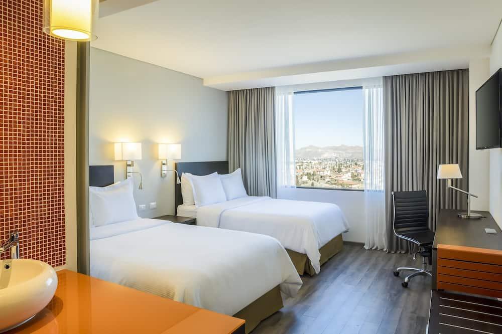 高級客房, 2 張標準雙人床 - 客房