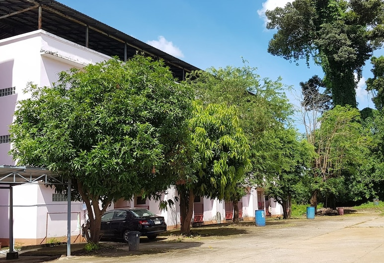 Rich Hotel, Udon Thani, Ogród