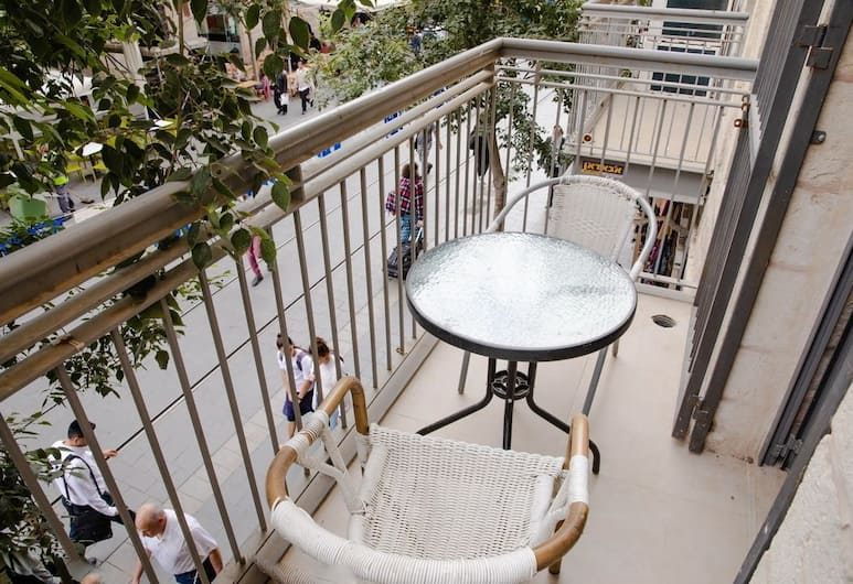 Yafo 35 Apartments, Jerusalem, City Shared Dormitory, 2 Twin Beds, City View, Room