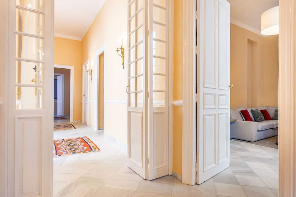 Luxe appartement, 4 slaapkamers - Woonruimte