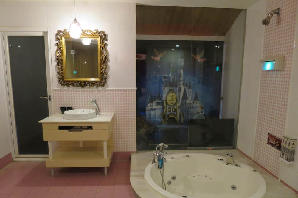 Phòng đôi Gallery, Phòng tắm hơi - Phòng tắm