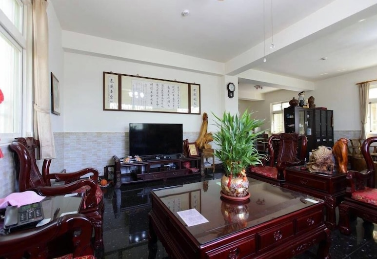 dawnkim, Jinsha, Siddeområde i lobby