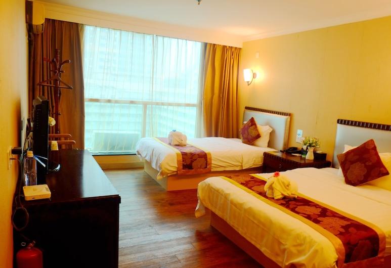 Lei Zhen hotel, Shenzhen, Kamar Keluarga, Kamar Tamu