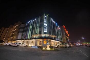 Foto van Elaf Hotel in Dammam