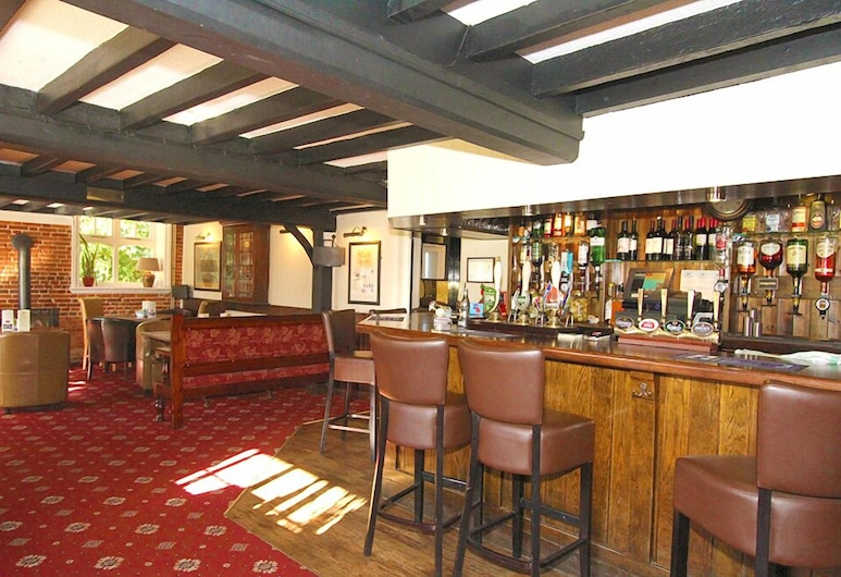 The Black Swan Inn, Norwich, Hotel Bar