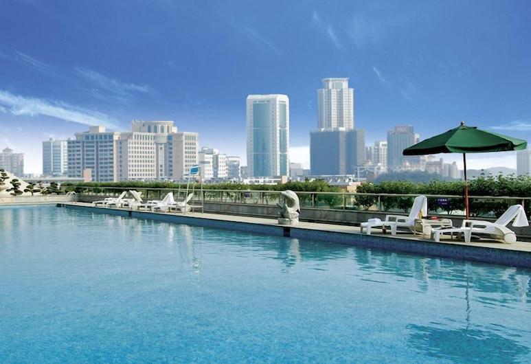 Jiangmen Yihao Hotel, Jiangmen, Vonkajší bazén