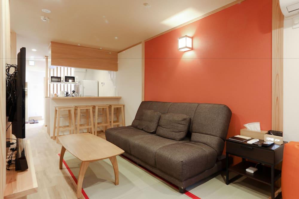 Shiki Homes | ZEN FUYACHO 善 麸屋町 - Περιοχή καθιστικού