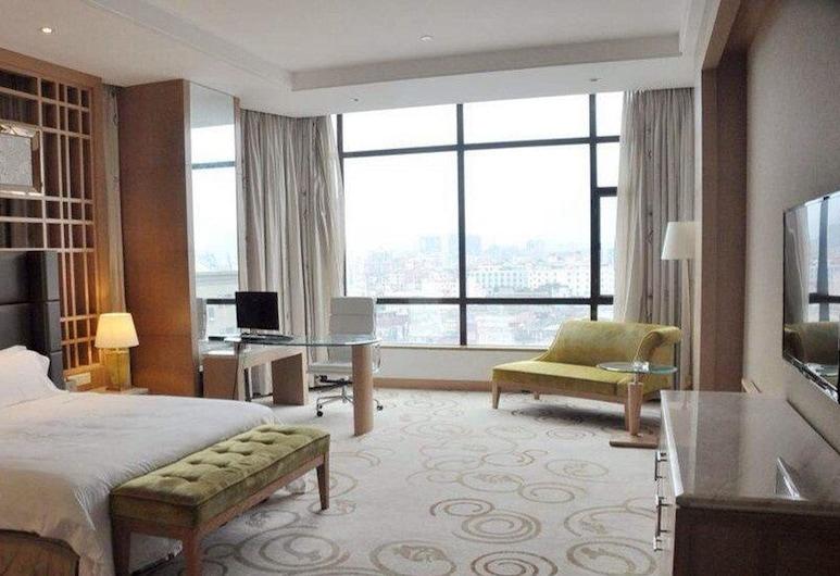 Dongguan Swan Lake Hotel, Dongguan, Habitación Business doble, Habitación