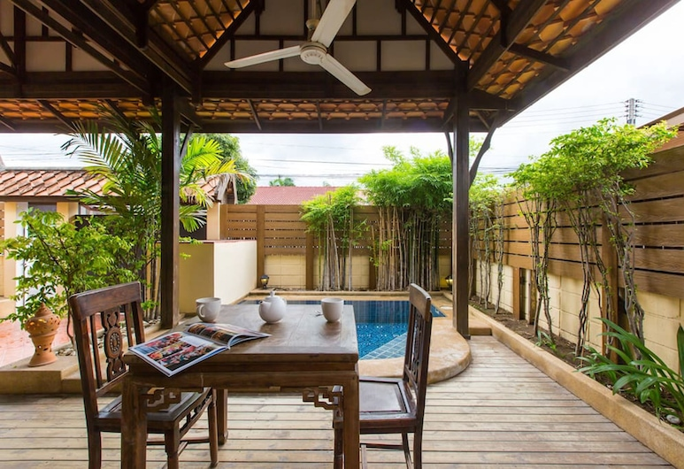 Hua Hin Home - 5 Minutes to the Beach, Hua Hin, Outdoor Pool