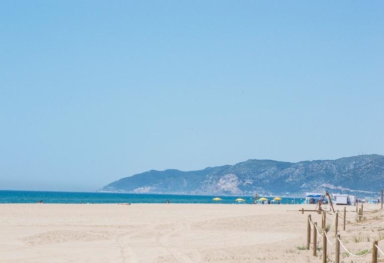 Paradise Inn, Castelldefels, Pemandangan dari properti