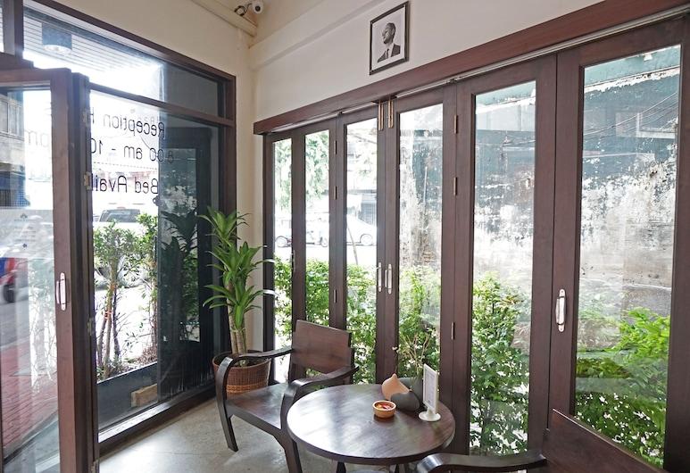 ASA Hostel, Bangkok, Siddeområde i lobby