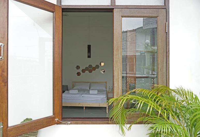 ASA Hostel, Bangkok, Double Bed Private Room, Uitzicht vanaf kamer