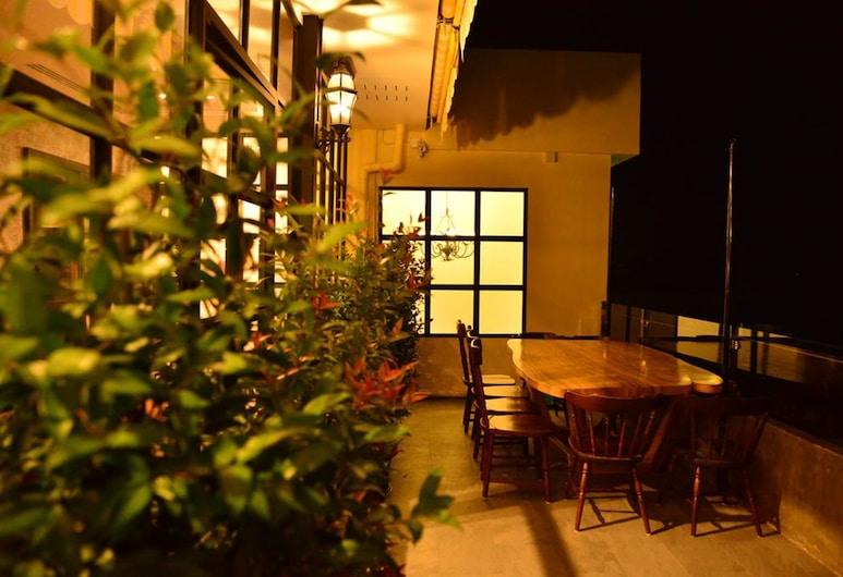 ラートニミット ブティック ホテル, Hua Hin, 屋外レストラン