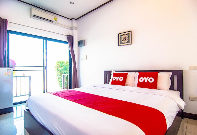 Thongsuk Mini Resort, Pranburi, Dobbeltrom – superior, Gjesterom