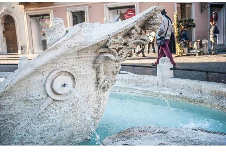 Suite Spagna 29 Luksus Leilighet Spansk Steps Utsikt, Roma, Fontene