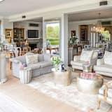 Luxe huis, 4 slaapkamers - Woonruimte
