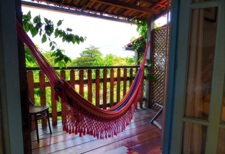 Cama e Cafe Olinda, Olinda, Panoramski suite, balkon, Balkon
