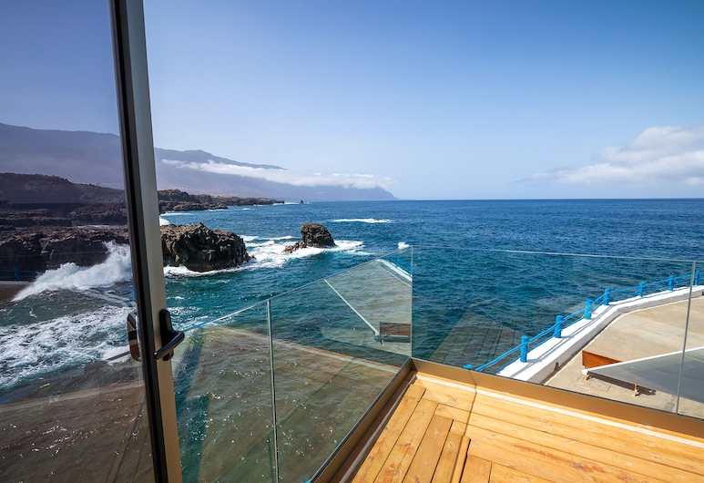 Hotel Puntagrande, Frontera, Dobbeltværelse - balkon - havudsigt, Værelse