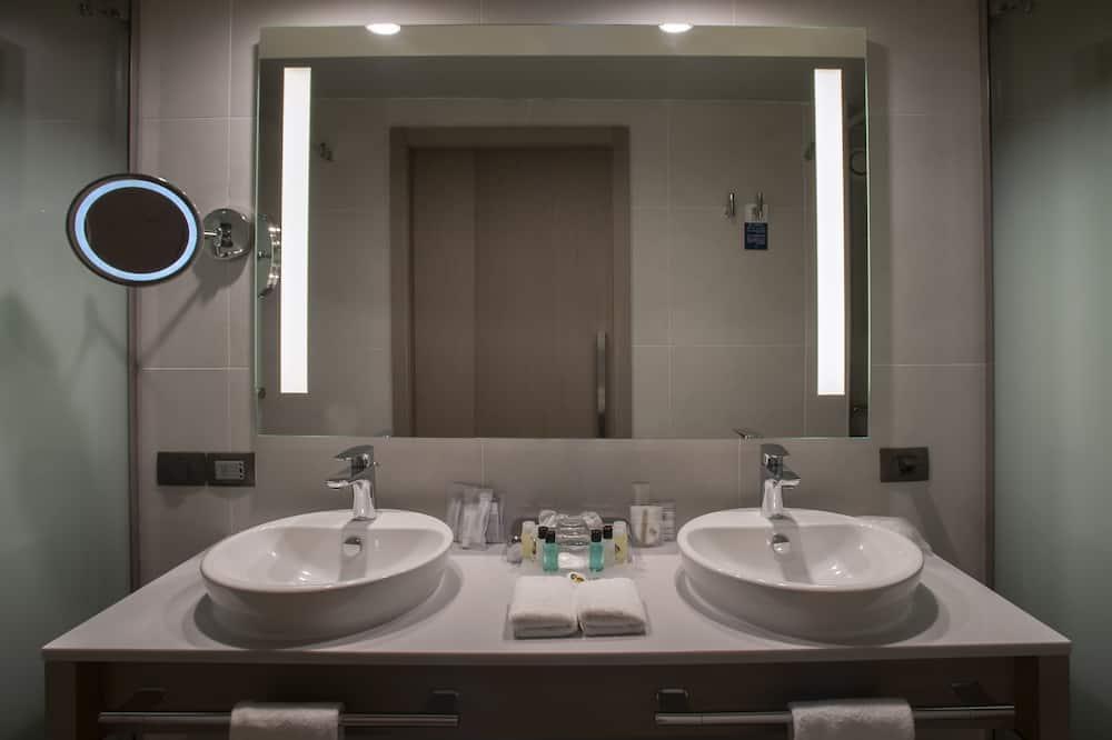 Suite, pogled na grad (Loft) - Kupaonica