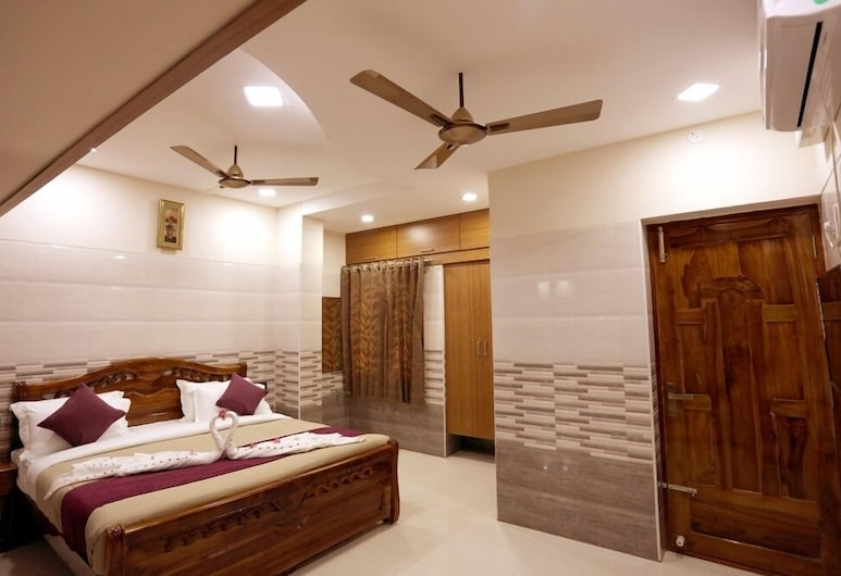 GREEN PALACE, Thanjavur, Family Suite, 2 Bedrooms, Accessible, City View, Guest Room