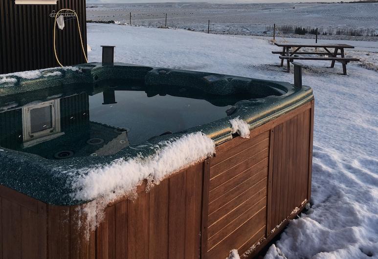 海斯埃瑪爾酒店, 塞爾福斯, 室外 SPA 浴池