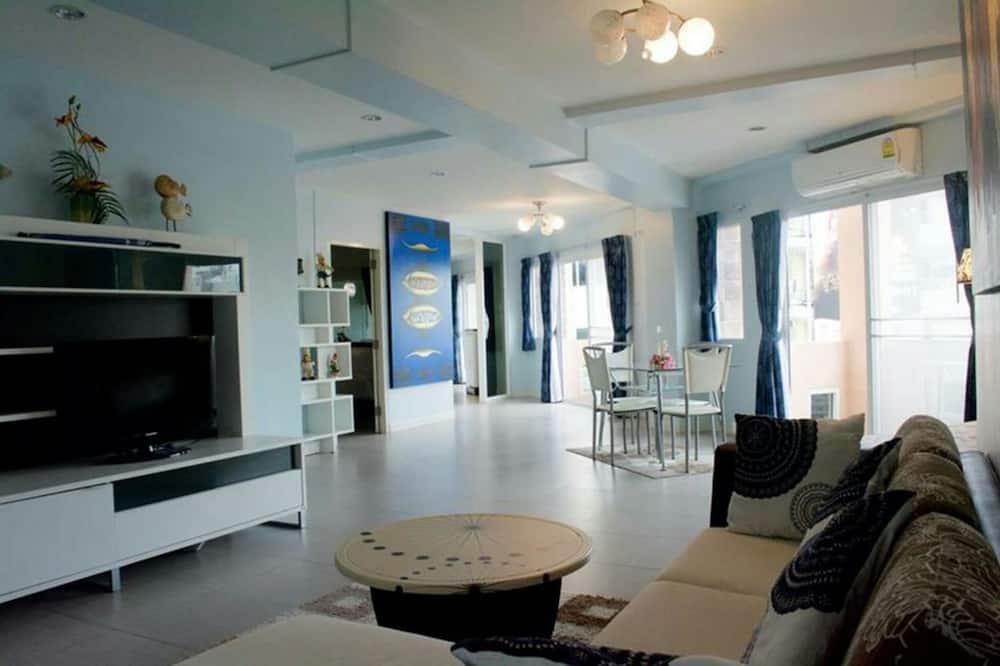 2-Bedroom Family - 客廳