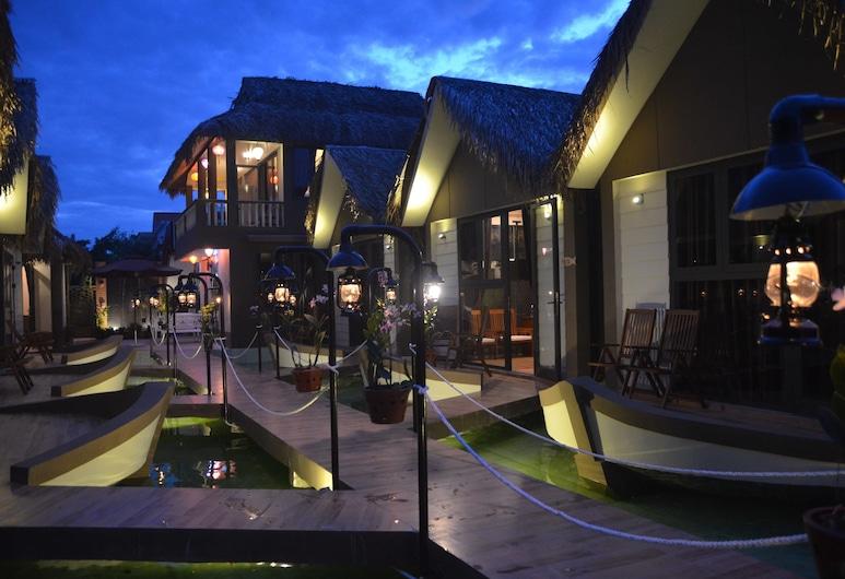 Coco Bungalows Hoi An, Dien Ban, Πρόσοψη ξενοδοχείου - βράδυ/νύχτα