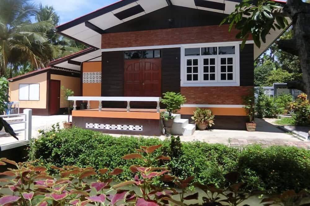 Nhà dành cho gia đình, 2 phòng ngủ, 2 phòng tắm, Quang cảnh vườn - Sân thượng/sân hiên