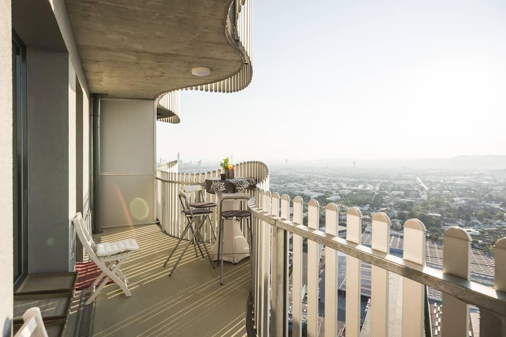 Appartement, 1 chambre, terrasse - Balcon
