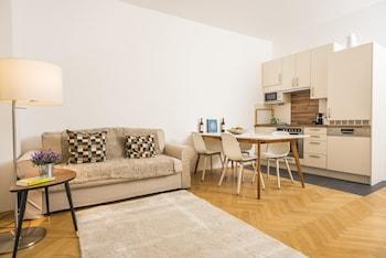 Фото Garden Lounge Satzberg by Welcome2Vienna у місті Відень