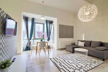 ภาพ Apartments in Szczecin - Plater ใน สเกซซีน