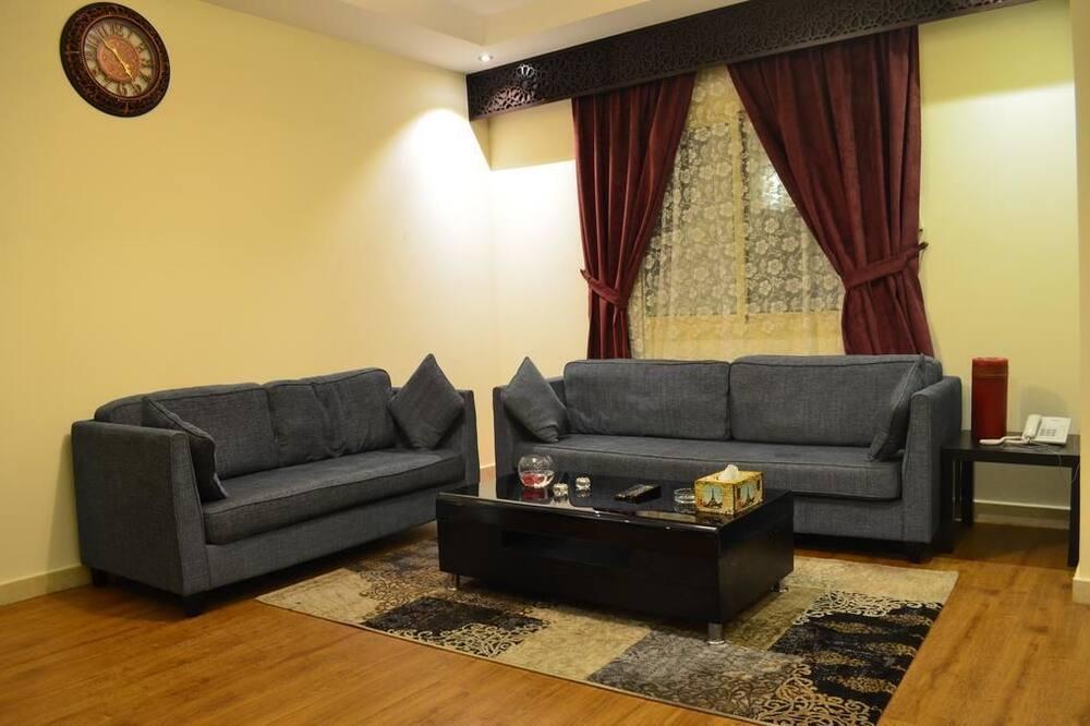 Apart Daire, 2 Yatak Odası, Mutfak - Oturma Alanı