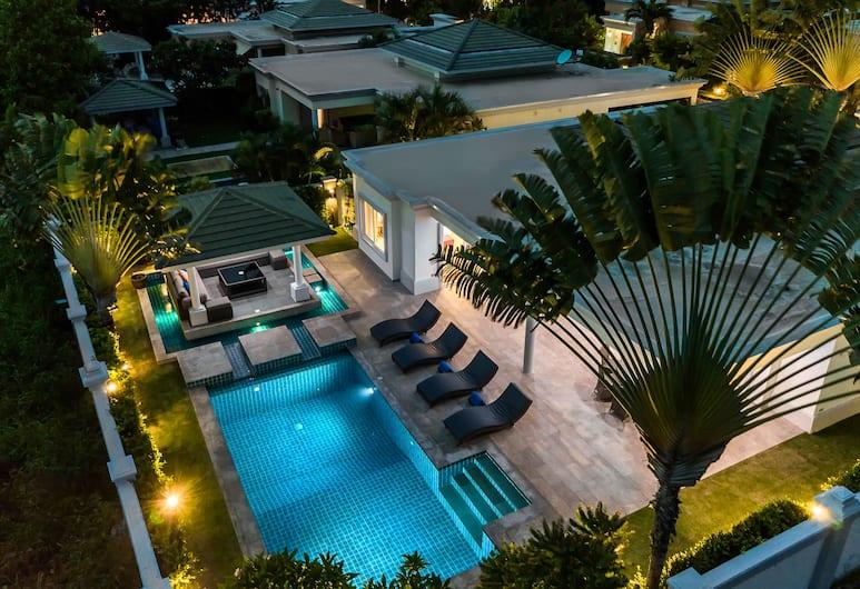 豪華泳池 608 別墅酒店, 芭堤雅
