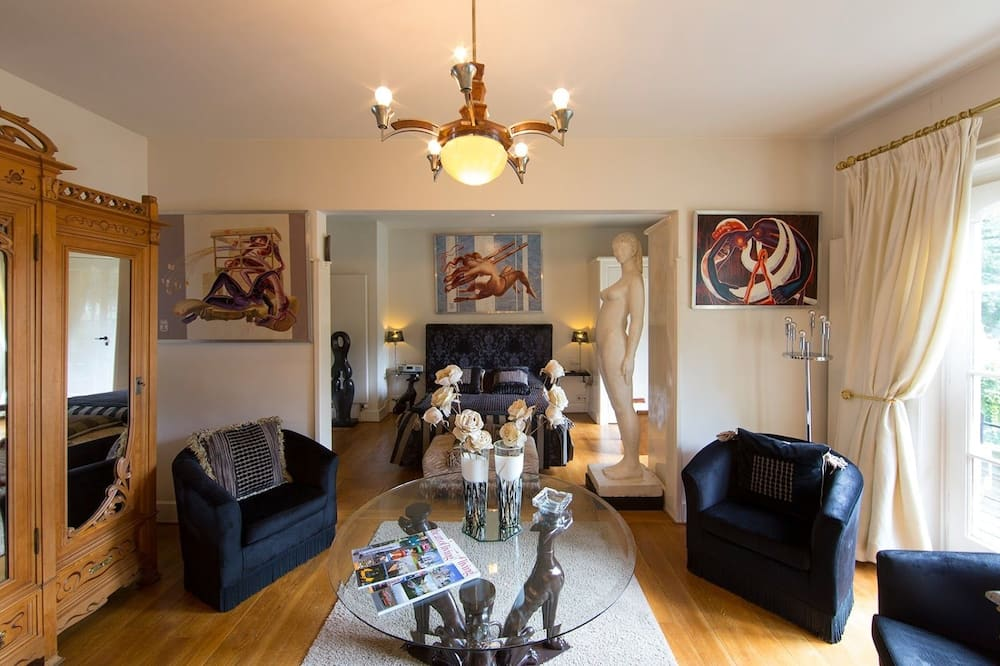 Tadema Suite - منطقة المعيشة