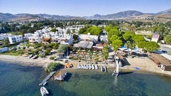 Picture of Bodrum Sea Side Beach Club Hotel - All Inclusive in Bodrum