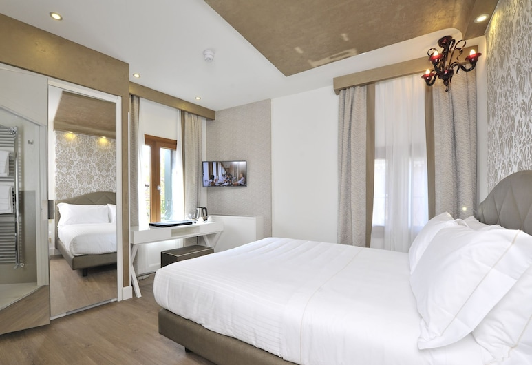 Al Theatro Palace, Venice, Comfort Double or Twin Room, Guest Room