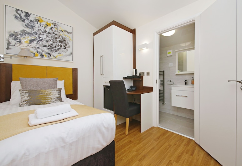 Imperial Guest House, Hounslow, Deluxe Single Room, Ensuite, Guest Room
