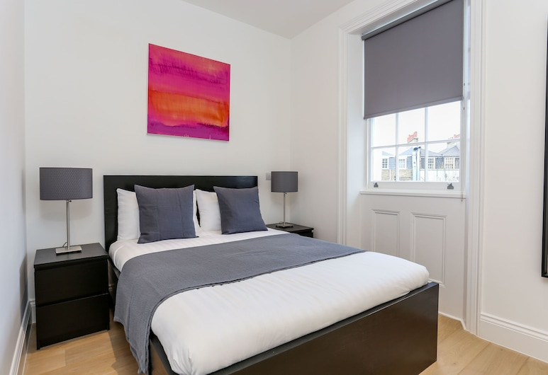 Kings Cross - Concept London, London, Apartment, 1 Bedroom, Kitchen, Room
