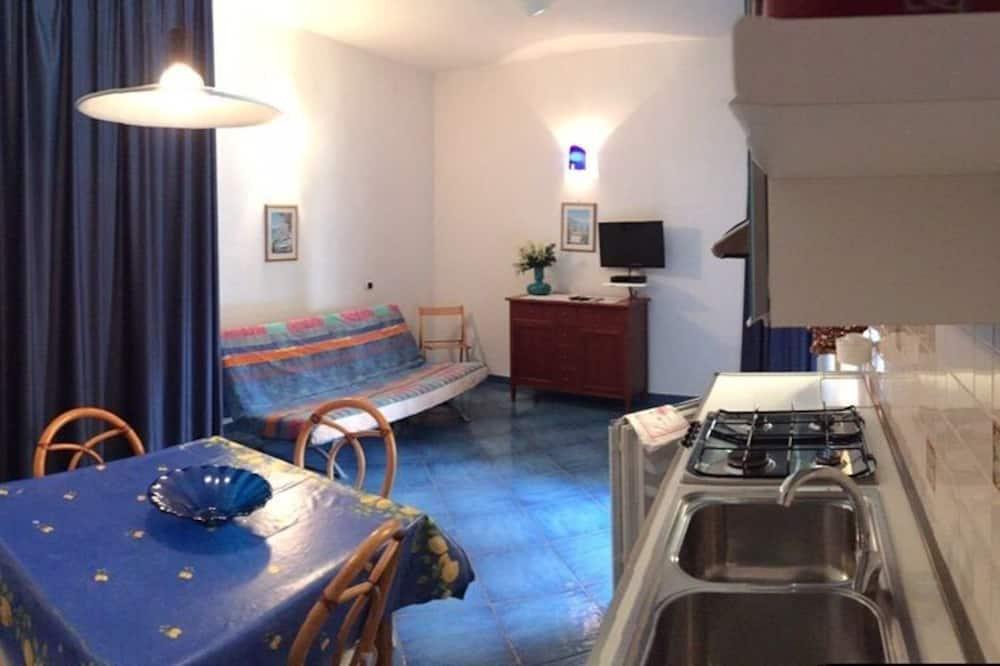 Apartmán - Soukromá kuchyně