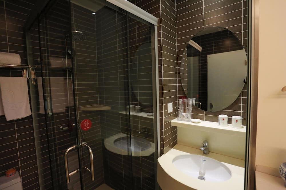 Одноместный номер базового типа - Ванная комната