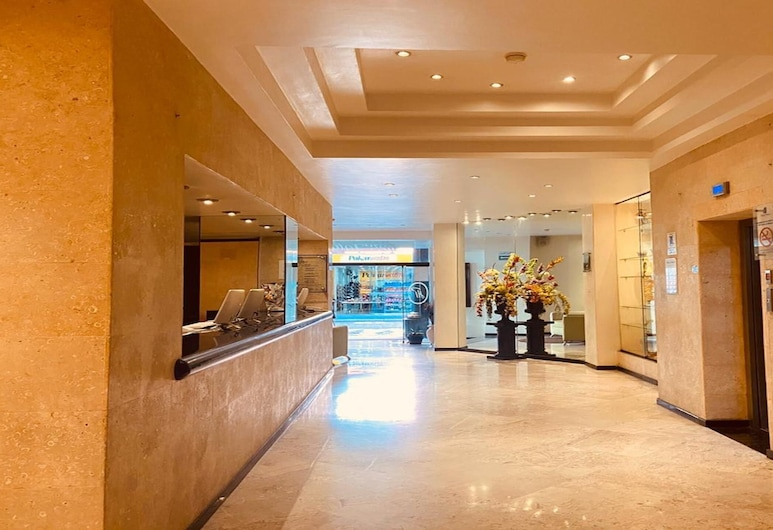 Hotel Palace Puebla, Puebla, Ingang binnen