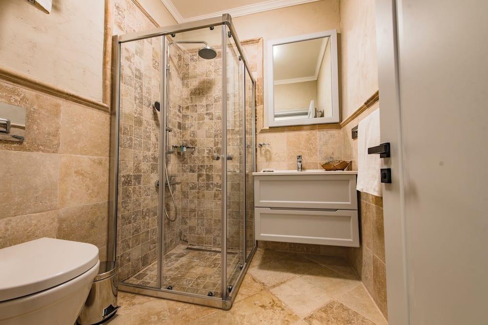 Deluxe Double or Twin Room, 1 Double Bed, Balcony - Bathroom