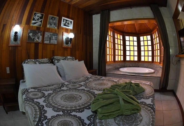 Hotel Bougainville, Itatiaia, Chale Master, Zimmer