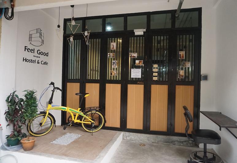 Feel Good Bangkok Hostel, Bangkok, Hotel Entrance