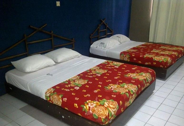 古德伍德飯店, 古晉, 雙床房, 2 張標準雙人床, 客房