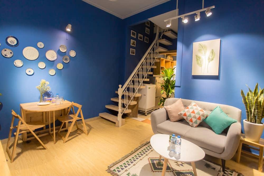 Cozy Room - Khu phòng khách